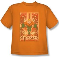 Dc - Big Boys Aquaman T-Shirt