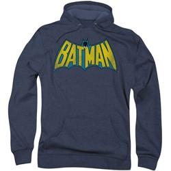 Dc - Mens Classic Batman Logo Hoodie