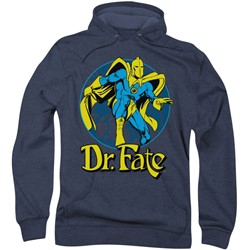 Dc - Mens Dr Fate Ankh Hoodie