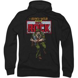 Dc - Mens Sgt Rock Hoodie