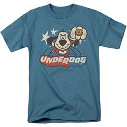 Underdog - Mens Flying Logo T-Shirt