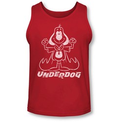 Underdog - Mens Outline Under Tank-Top