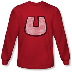 Underdog - Mens U Crest Longsleeve T-Shirt