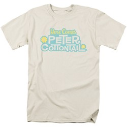 Here Comes Peter Cottontail - Mens Logo T-Shirt