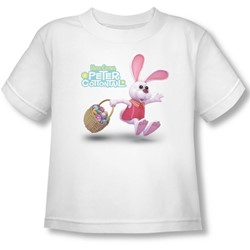 Here Comes Peter Cottontail - Toddler Hop Around T-Shirt