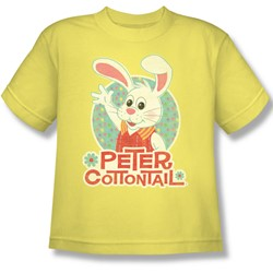 Here Comes Petter Cottontail - Big Boys Peter Wave T-Shirt
