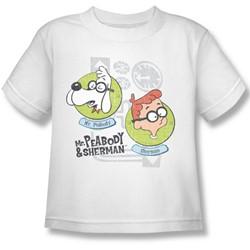 Mr Peabody & Sherman - Little Boys Gadgets T-Shirt