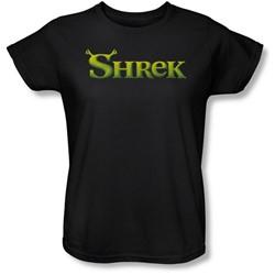 Shrek - Womens Logo T-Shirt