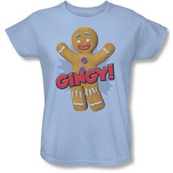 Shrek - Womens Gingy T-Shirt