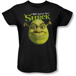Shrek - Womens Authentic T-Shirt