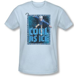 Rise Of The Guardians - Mens Jack Frost Slim Fit T-Shirt