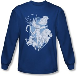 Rise Of The Guardians - Mens Coming For You Longsleeve T-Shirt