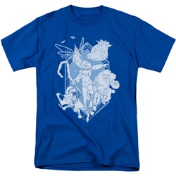 Rise Of The Guardians - Mens Coming For You T-Shirt