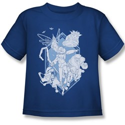 Rise Of The Guardians - Little Boys Coming For You T-Shirt