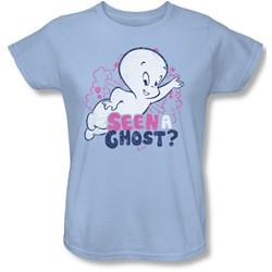Casper - Womens Seen A Ghost T-Shirt