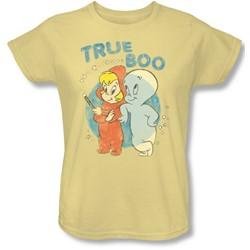 Casper - Womens True Boo T-Shirt