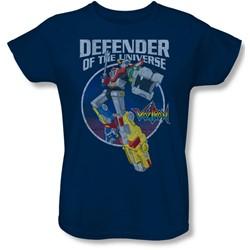 Voltron - Womens Defender T-Shirt