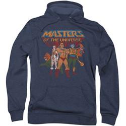 Masters Of The Universe - Mens Team Of Heroes Hoodie