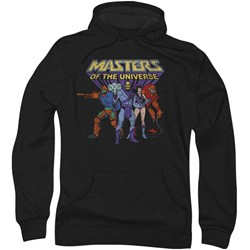 Masters Of The Universe - Mens Team Of Villains Hoodie