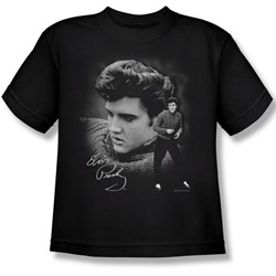 Elvis - Sweater Big Boys T-Shirt In Black