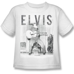 Elvis Presley - Juvy With The Band T-Shirt