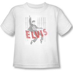 Elvis Presley - Toddler Iconic Pose T-Shirt
