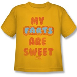Farts Candy - Little Boys Sweet Farts T-Shirt
