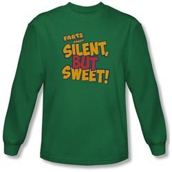 Farts Candy - Mens Silent But Sweet Longsleeve T-Shirt