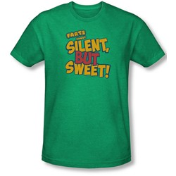 Farts Candy - Mens Silent But Sweet T-Shirt