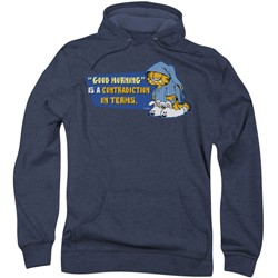 Garfield - Mens Contradicition In Terms Hoodie