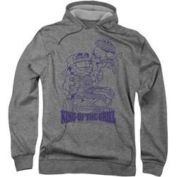 Garfield - Mens King Of The Grill Hoodie