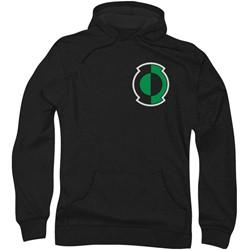 Green Lantern - Mens Kyle Logo Hoodie