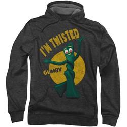 Gumby - Mens Twisted Hoodie