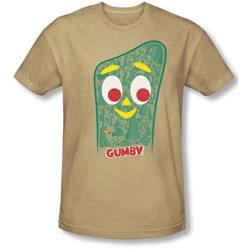 Gumby - Mens Inside Gumby T-Shirt