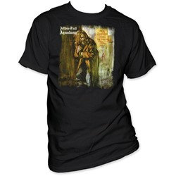 Jethro Tull -  Aqualung Adult S/S T-Shirt in Black