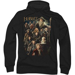 The Hobbit - Mens Somber Company Hoodie