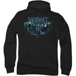 The Hobbit - Mens Thorin And Company Hoodie