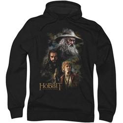 The Hobbit - Mens Painting Hoodie