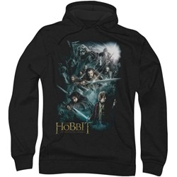 The Hobbit - Mens Epic Adventure Hoodie