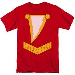 Justice League, The - Mens Shazam T-Shirt