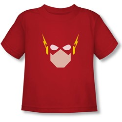 Justice League, The - Toddler Flash Head T-Shirt