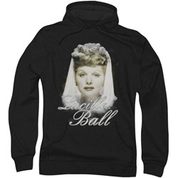 Lucille Ball - Mens Glowing Hoodie