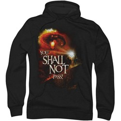 Lord of the Rings - Mens You Shall Not Pass Hoodie