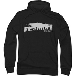 Lord of the Rings - Mens The Fellowship Hoodie