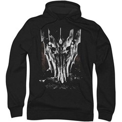 Lord of the Rings - Mens Big Sauron Head Hoodie