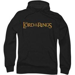 Lord of the Rings - Mens Lotr Logo Hoodie