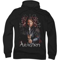 Lord of the Rings - Mens Aragorn Hoodie