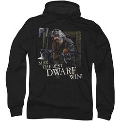 Lord of the Rings - Mens The Best Dwarf Hoodie