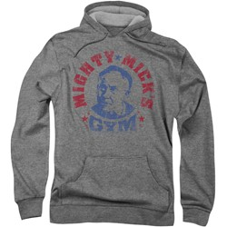 Mgm - Mens Rocky Mighty Mick'S Gym Hoodie