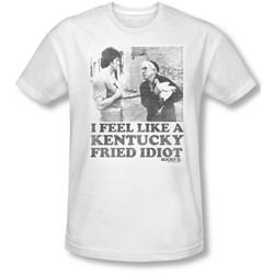Rocky - Mens Fried Idiot Slim Fit T-Shirt